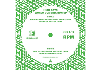 High Boys - World Numbination EP - (Vinyl)