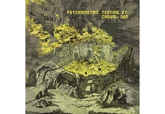 Casual Nun - Psychometric Testing By - (Vinyl)