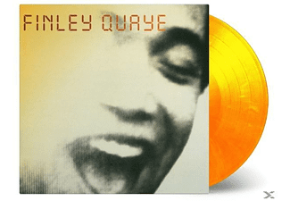Finley Quaye - Maverick A Strike (LTD Orange/Yellow Swirled) - (Vinyl)