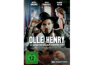 Olle Henry (HD-Remastered) - (DVD)