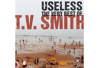 T.V. Smith - Useless-The Very Best Of/Ltd.Red Vinyl/Gatefold - (Vinyl)