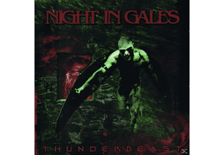 Night In Gales - Thunderbeast (Digipak) - (CD)