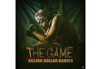 Billion Dollar Babies - The Game (Digipak EP) - (CD)