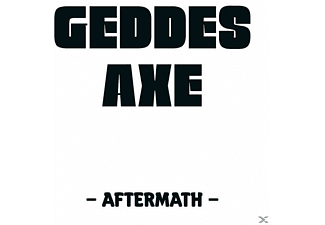 Geddes Axe - Aftermath (White Vinyl) - (Vinyl)