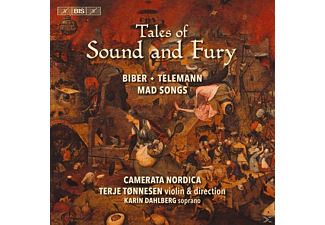 Camerata Nordica - Tales of Sound and Fury - (SACD Hybrid)