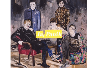 Panik Ja - The Angst And The Money - (CD)