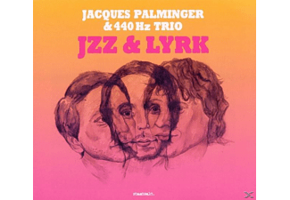 J./440hz Trio Palminger - JZZ & Lyrk - (CD)