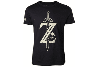 Zelda Breath of the Wild - Z mit Schwer - T-Shirt - XXL