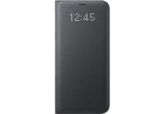 SAMSUNG LED View Cover för Galaxy S8 Plus - Svart