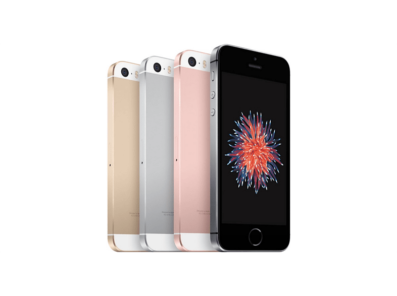 APPLE iPhone SE 32GB rozéarany kártyafüggetlen okostelefon (mp852cm/a)