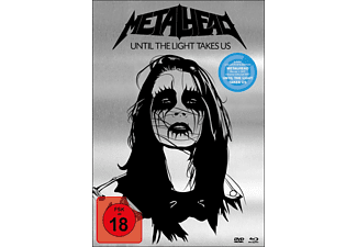 "Metalhead - Limited 3-Disc Collector's Edition inkl. Metal-Doku ""Until the Light Takes Us"" - (Blu-ray)"