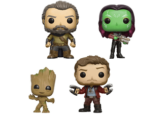 Guardians of the Galaxy 2 Pop! Vinyl Figurset 4
