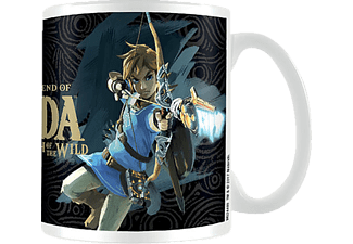 The Legend of Zelda Tasse Breath of the Wild Cover