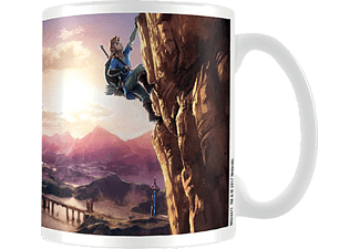 The Legend of Zelda Tasse Breath of the Wild The Climb