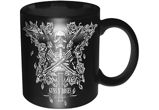 Guns N' Roses Tasse Skeleton
