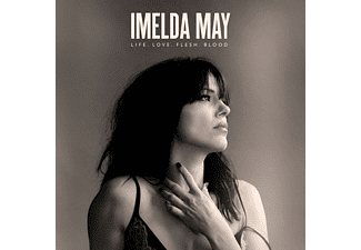 Imelda May - Life, Love, Flesh, Blood (Deluxe Edition) (CD)