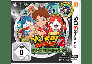 Yo-Kai Watch 2 - Knochige Gespenster (+ Medaille) - Nintendo 3DS