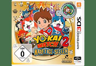 Yo-Kai Watch 2 - Kräftige Seelen (+ Medaille) [Nintendo 3DS]