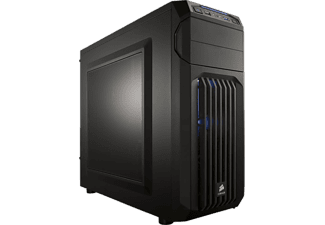 CORSAIR Carbide Series SPEC-01 Blue LED Mid-Tower Gaming Case