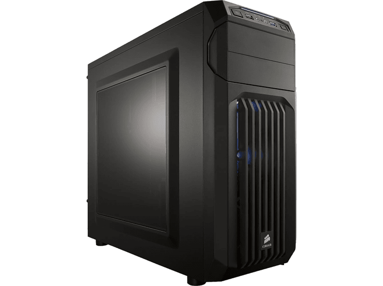 CORSAIR Carbide Series SPEC-01 Blue LED Mid-Tower Gaming Case laptop  tablet  computing  αναβάθμιση υπολογιστή κουτιά η υ