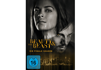 Beauty and the Beast - Staffel 4 - (DVD)