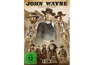 John Wayne - Early Movies - (DVD)