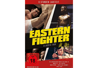 Eastern Fighter Classic Box - (DVD)