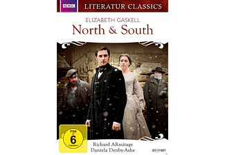 North & South (2004) - Elizabeth Gaskell - (DVD)