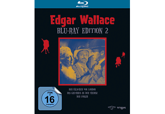 Edgar Wallace - Edition 2 - (Blu-ray)