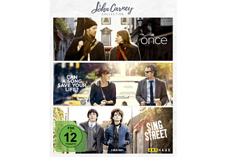 John Carney Collection - (Blu-ray)