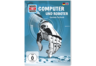 Was ist Was - Computer & Roboter - (DVD)