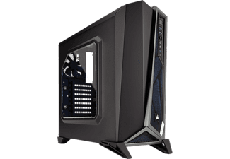 CORSAIR 315418 CASE CARBIDE SERIES SPEC-ALPHA BLK SLV