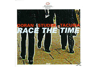 Fredy Studer, Jamaladeen Tacuma, Christy Doran - Race the Time - (CD)