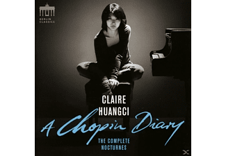 Claire Huangci - Chopin Rever-Complete Nocturnes [CD]