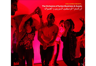 The  Orchestra Of Syrian Musicians & Guests - Africa Express presents...The Orchestra of Syrian - (Vinyl)