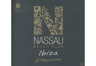 VARIOUS - Nassau Beach Club Ibiza 2017 - (CD)
