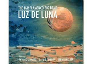 The Bvr Flamenco Big Band - Luz de Luna - (CD)