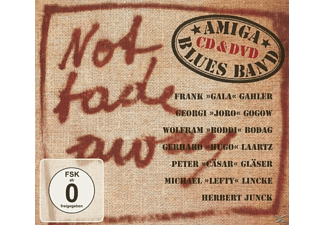 Amiga Blues Band - Not fade away - (CD + DVD Video)