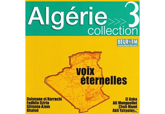 VARIOUS - Algerie Collection 3 - (CD)
