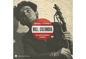 VARIOUS - Roll Columbia: Woody Guthrie's 26 Northwest Songs - (CD)