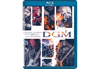 DGM - Passing Stages: Live In Milan And Atlanta - (Blu-ray)