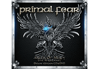 Primal Fear - Angels Of Mercy-Live In Germany - (CD + DVD Video)
