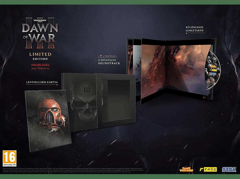 Warhammer 40,000: Dawn of War III Limited Edition - Media Markt