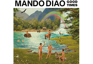 Mando Diao - Good Times - (CD)