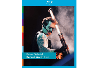 Peter Gabriel - Secret World Live - (Blu-ray)