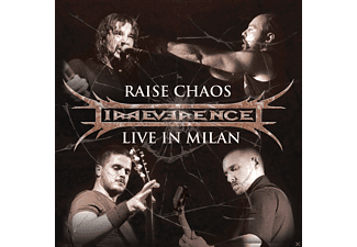 Irreverence - Raise Chaos-Live in Milan - (CD)