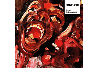 Piano Wire - Dream Underground (LP) - (Vinyl)