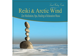 Sound Healing Center - Reiki & Arctic Wind: - (CD)