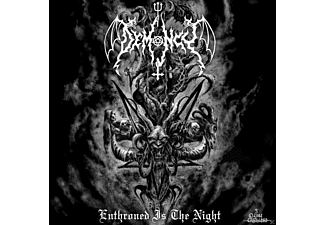 Demoncy - Enthroned Is the Night - (CD)