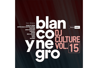 VARIOUS - Blanco Y Negro DJ Culture Vol.15 - (CD)